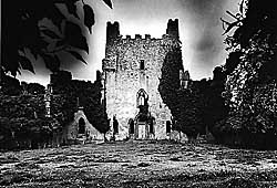 Leap Castle, County Offaly, Southern Ireland