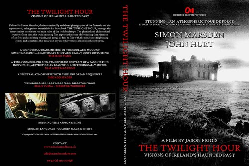 The Twilight Hour DVD cover